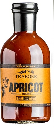 Traeger BBQ Sauce Apricot