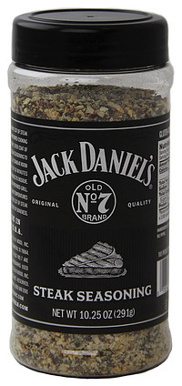 Jack Daniel´s Steaks Seasoning Rub 291g