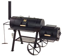 Joe´s BBQ Smoker Longhorn