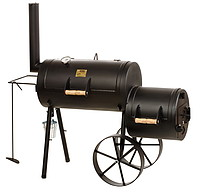 Joe´s BBQ Smoker Wild West