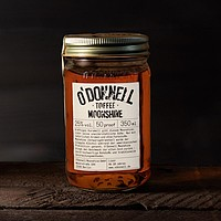 O´Donnell Moonshine TOFFEE 350 ml