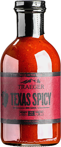 Traeger BBQ - Sauce TEXAS SPICY